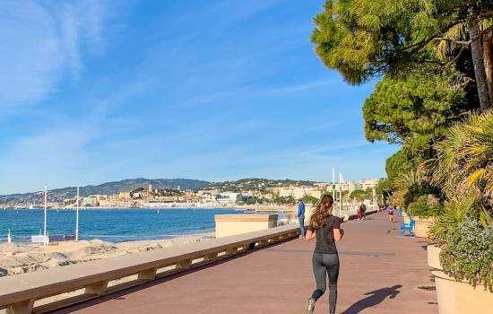 Faites du sport à Cannes et assistez aux plus grands événements sportifs !
