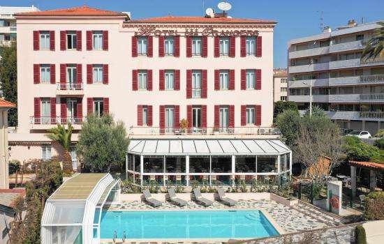 Bienvenue sur le nouveau site de l'hôtel des Orangers Cannes