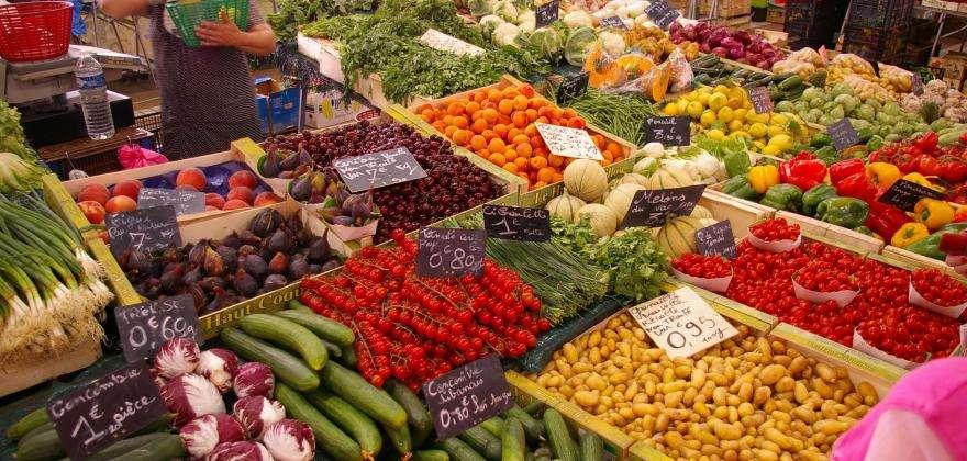 Mercado de Forville