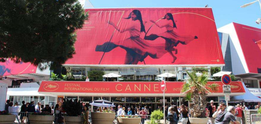 Palais des Festivals and Congresses di Cannes